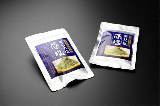 琴引の塩 藻塩